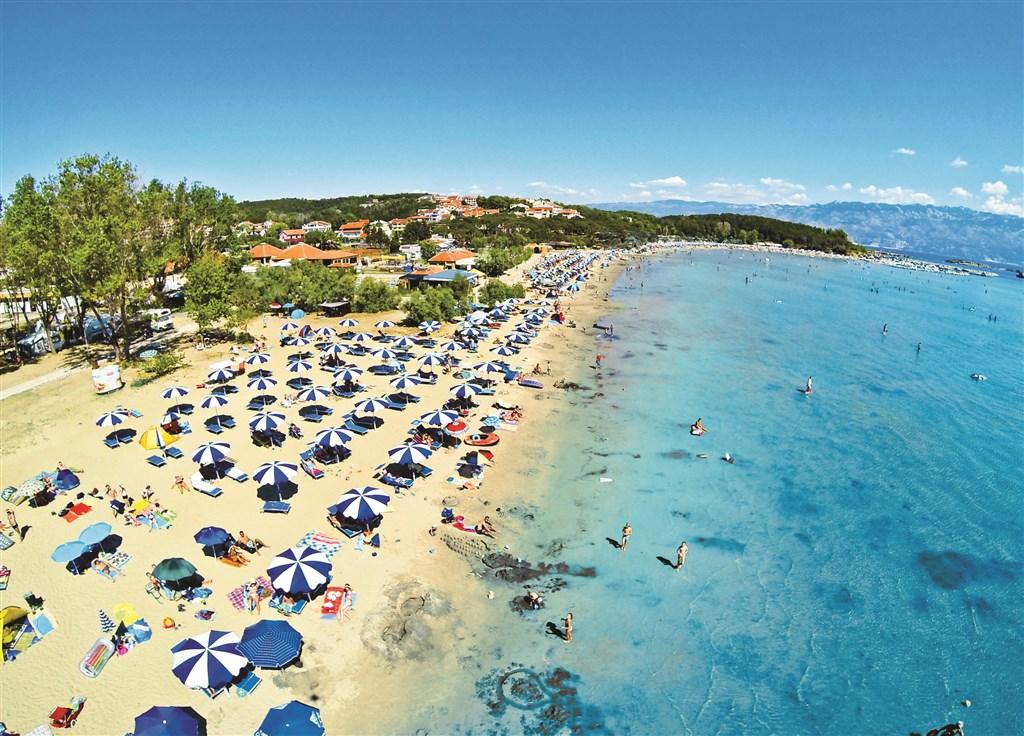 San Marino Sunny Resort by Valamar - Family Hotel Lopar - 2 Popup navigation