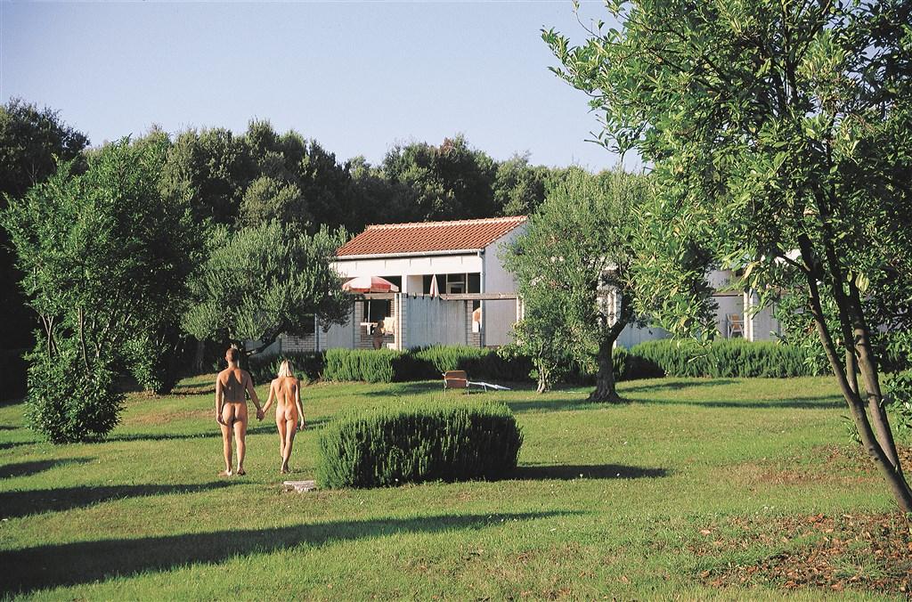 Naturist Park Koversada App 4 Sterne & Villen 2 Sterne - 4 Popup navigation